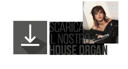 Scopri il DNA della marca ed entra nello stile inconfondibile rock chic di EVOS, scarica l'House Organ!